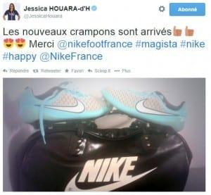 Jessica Houara - Chaussure de Foot