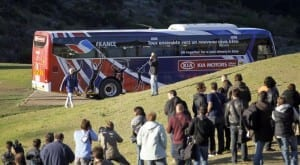 2010 bus knysna