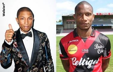 Pharrel Williams Beauvue