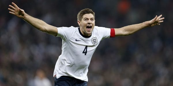 Steven Gerrard capitaine