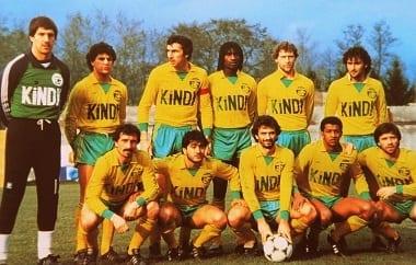 FC Nantes 1982-83