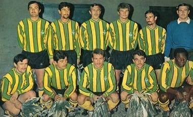 FC Nantes 65-66