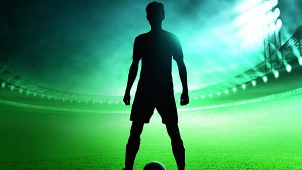 Footballeur masqué