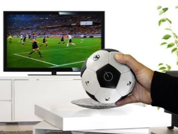 Télécommande en forme de ballon