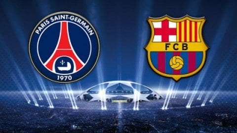PSG vs Barcelone