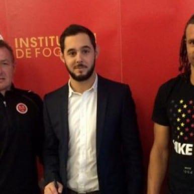Reims signe la charte paris sportifs