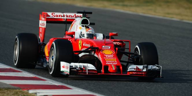 Pronostic Vettel & Ferrari