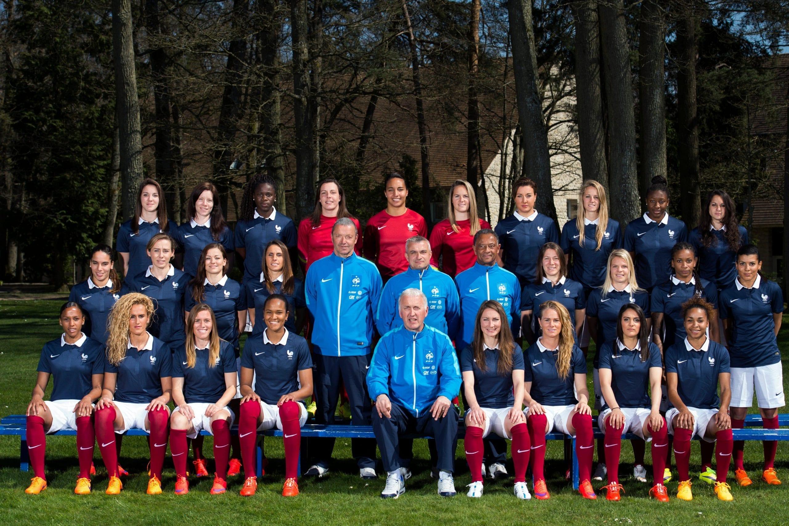 Histoire du football f minin les grandes dates - Coupe du monde de foot feminin 2015 ...