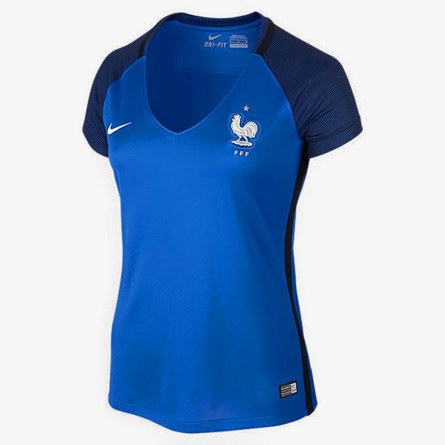 Maillot des Bleues 2016
