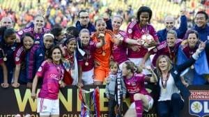 OL vainqueur de la Ligue des Champions en 2012 (source : lexpress.fr)