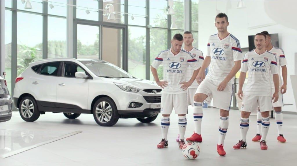 Hyundai & l'OL