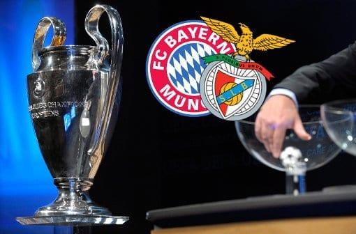 Pronostic Benfica Bayern Munich