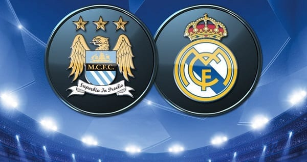 Pronostic Manchester City Real Madrid
