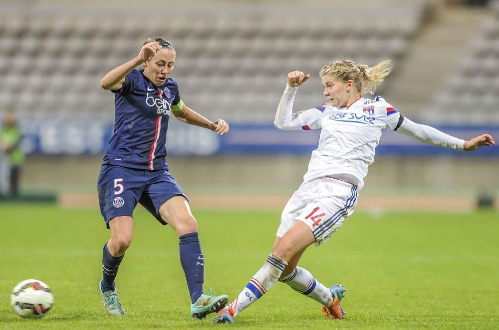 Ada Hegerberg vs PSG