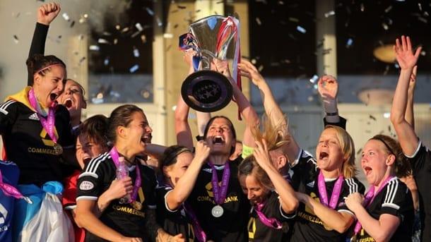 FFC Francfurt tenant du titre