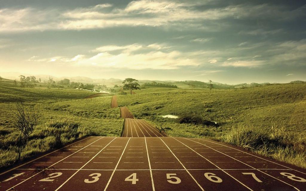Course à pied : pas de paris sportifs