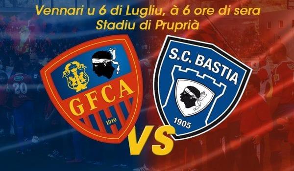 Pronostic Ajaccio vs Bastia