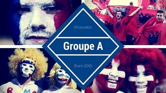 Pronostic Groupe A - Euro 2016