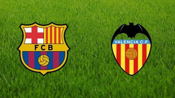 Pronostic Barça Valence