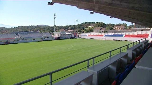 Stade Ange Cazanova
