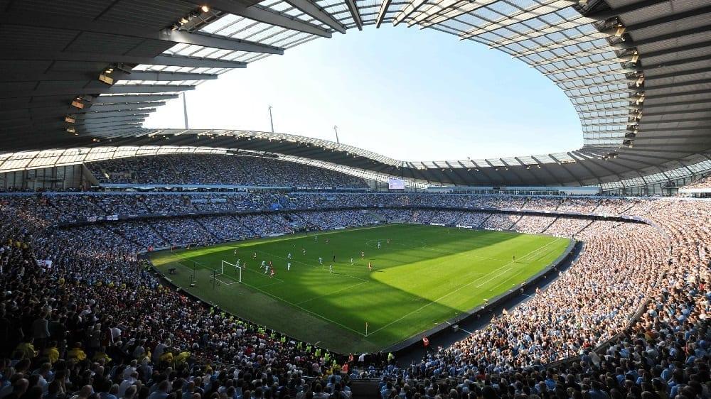 Stade Manchester City