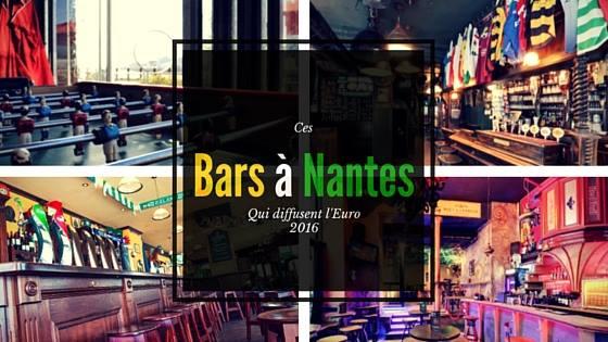 Bars Nantes