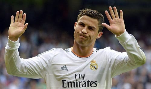 Cristiano Ronaldo C1