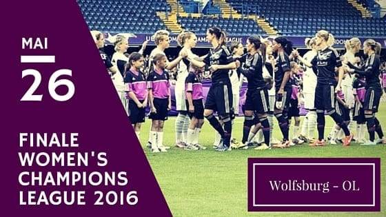 Pronostic Finale Women's Champions League 2016
