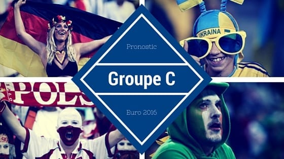 Pronostic Groupe C - Euro 2016