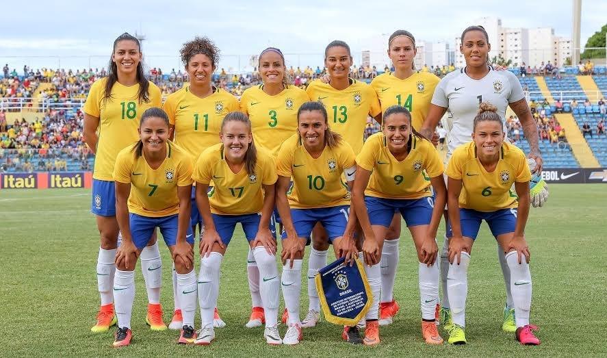 Seleção : l'équipe féminine du Brésil