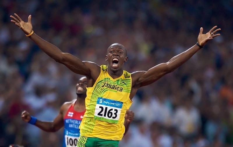 Pariez sur Usain Bolt