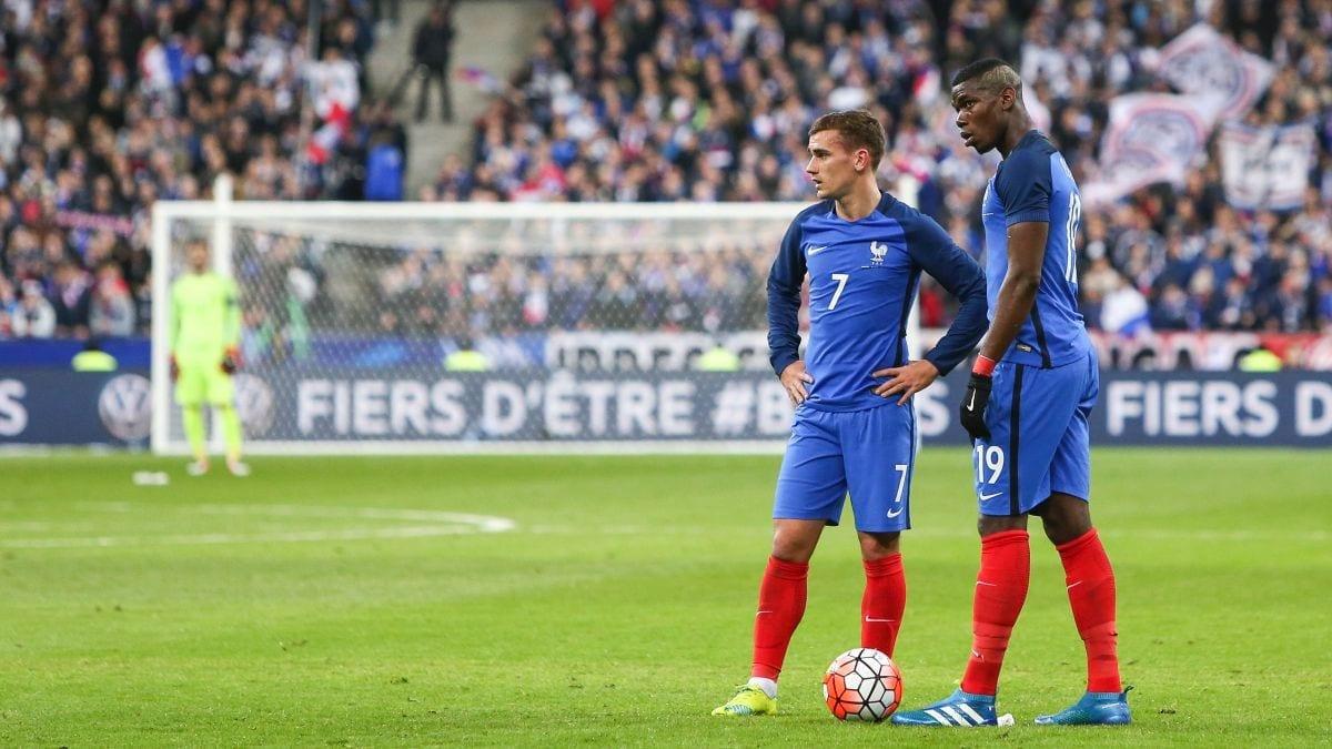 Pogba & Griezmann - Euro 2016
