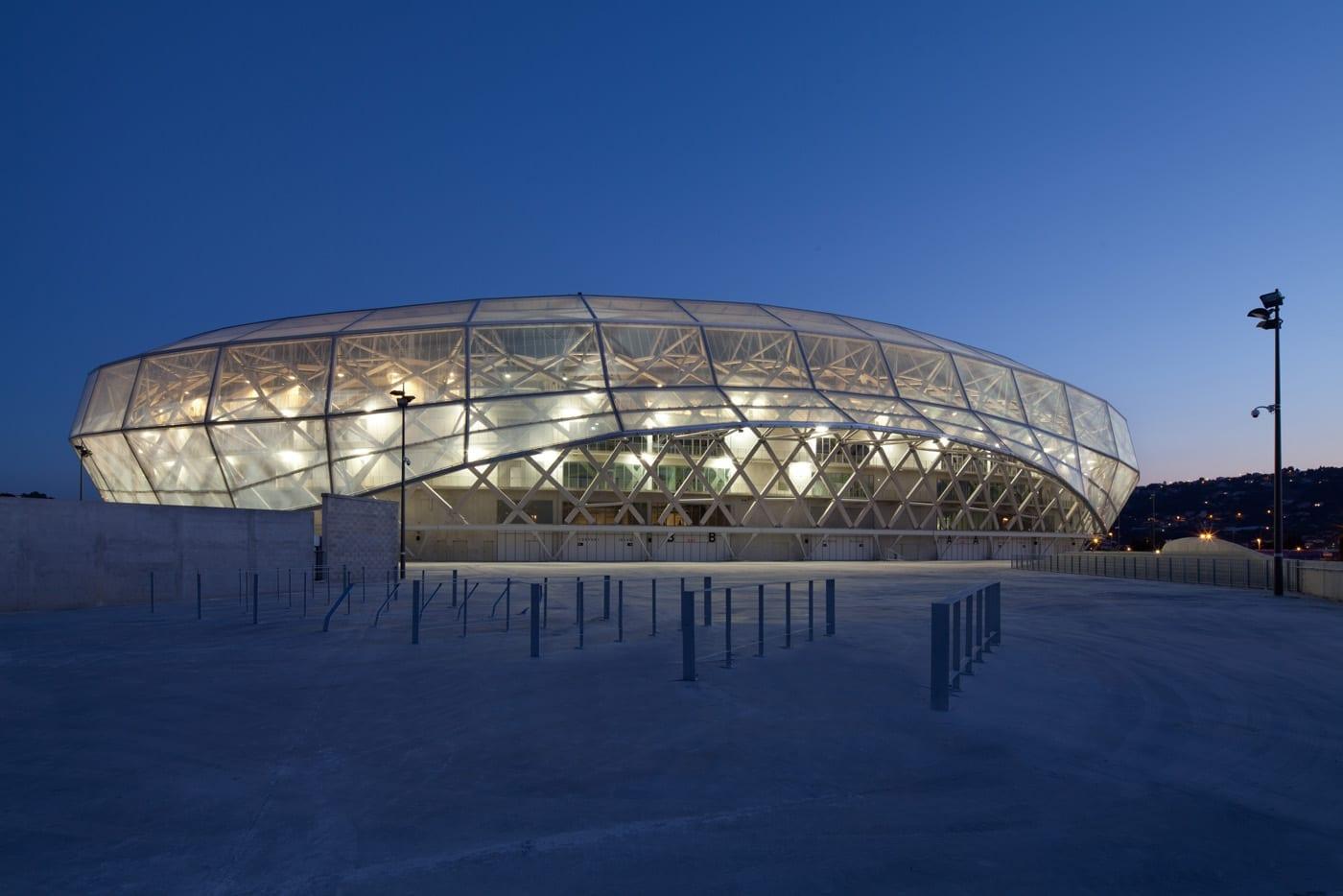 Stade Allianz Riviera de l'OGC Nice
