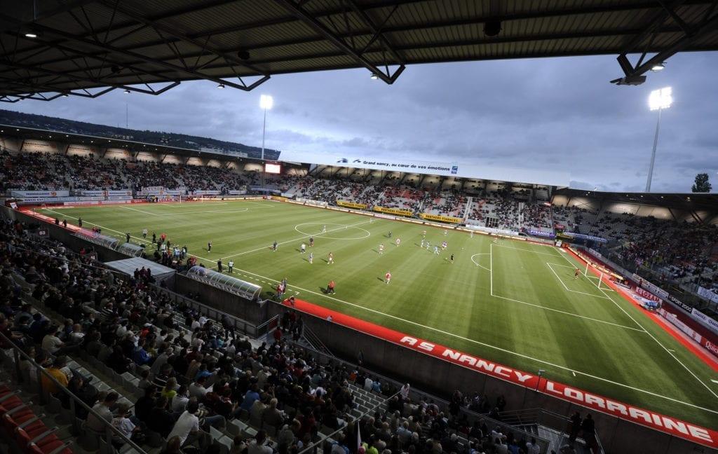 Stade Marcel Picot - AS Nancy-Lorraine