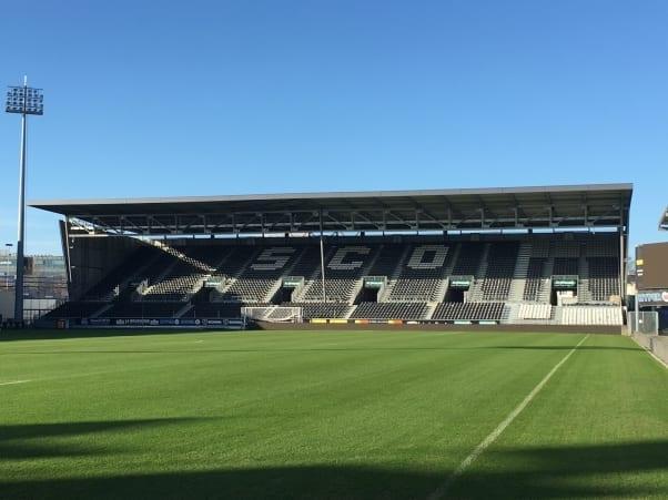 Stade Jean Bouin du SCO d'Angers