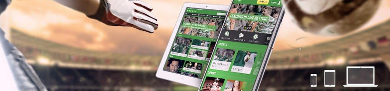 Application paris sportifs Unibet
