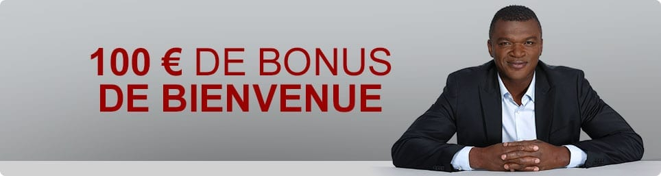 Bonus à l'inscription sur Betclic
