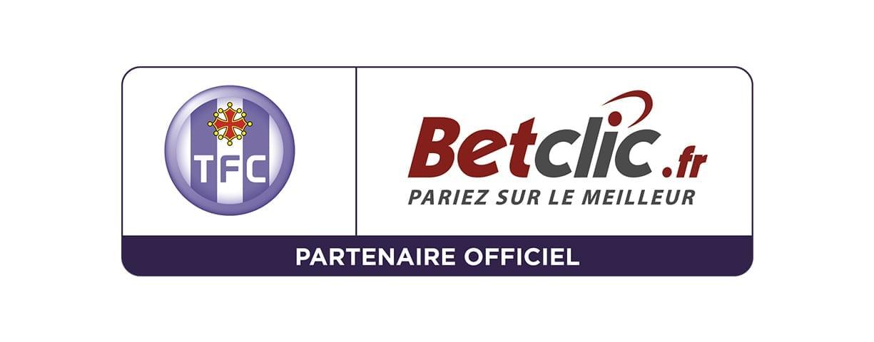 Partenariat Betclic - Toulouse FC
