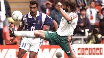 France Bulgarie 1996