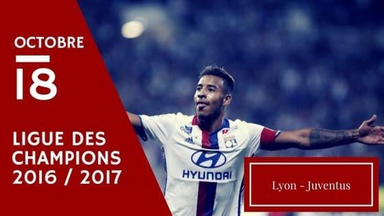 Pronostic Lyon vs Juventus