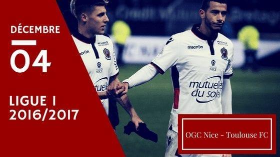 Pronostic OGC Nice Toulouse