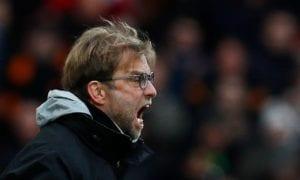Jurgen Klopp enervé Liverpool Wolverhampton