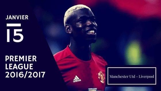Pronostic Manchester United Liverpool