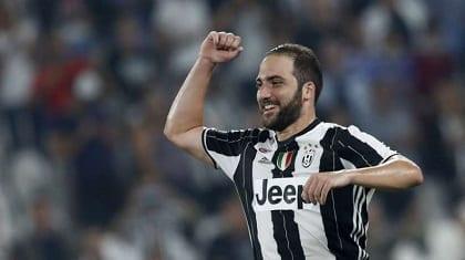 Higuain Juventus