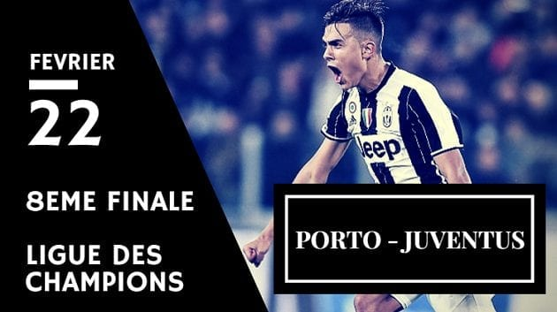 Pronostic Porto Juventus