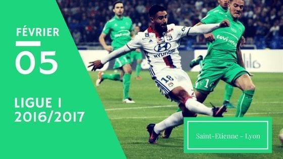 Pronostics Saint-Etienne Lyon