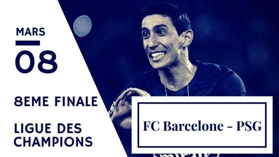 Prono Barcelone PSG