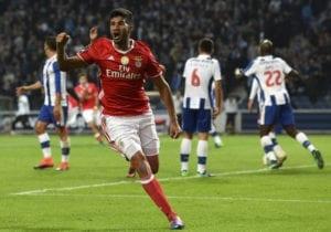Egalisation Lisandro Lopez Porto Benfica 2016