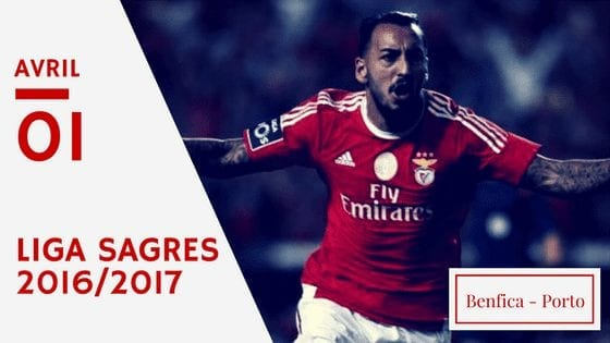 Prono Benfica Porto 2017