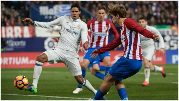 Paris Sportif Real Madrid - Atletico Madrid